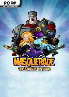 Masquerade The Baubles of Doom-zaxrow