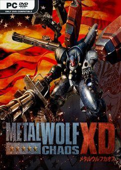 Metal Wolf Chaos XD-CODEX