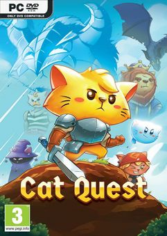 Cat Quest II Build 4266839
