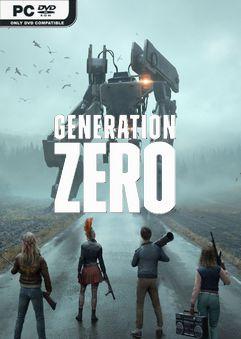 Generation Zero v1814208 Incl 8 DLCs-Repack