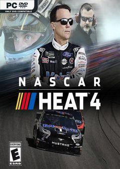 NASCAR Heat 4 Incl 2 DLCs-Repack