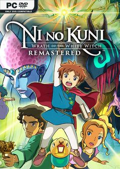 Ni no Kuni Wrath of the White Witch Remastered-Repack