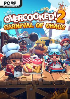 Overcooked 2 Carnival of Chaos-HOODLUM