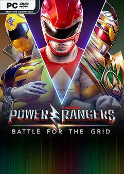 Power Rangers Battle for the Grid Lauren Shiba-Chronos