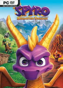 Spyro Reignited Trilogy-Repack