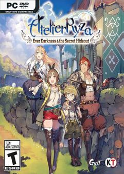 Atelier Ryza Ever Darkness and The Secret Hideout-Repack