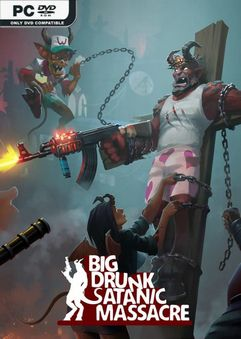 BDSM Big Drunk Satanic Massacre Afro Lou v1.0.33