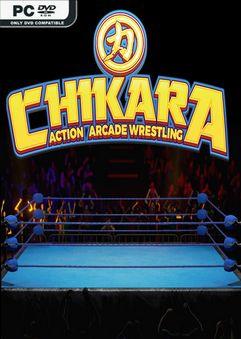 CHIKARA Action Arcade Wrestling v1.1.4-SiMPLEX