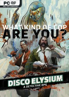 Disco Elysium Hardcore-PLAZA
