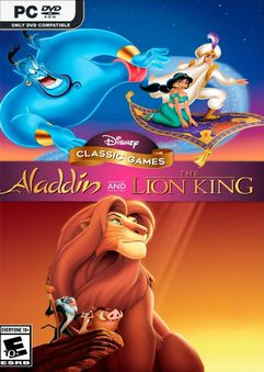 Disney Classic Games Aladdin and The Lion King-DARKSiDERS