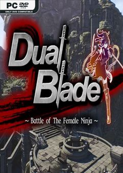 Dual Blade Battle of The Female Ninja-PLAZA