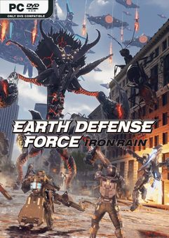 Earth Defense Force Iron Rain Incl 52 DLCs-Repack