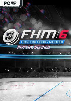 Franchise Hockey Manager 6 NHL 2020-SKIDROW