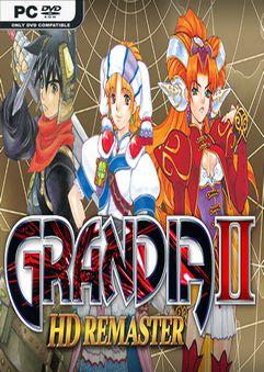 GRANDIA II HD Remaster v1.01.19