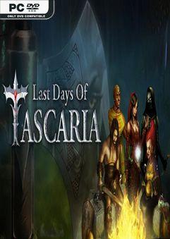 Last Days Of Tascaria-TiNYiSO