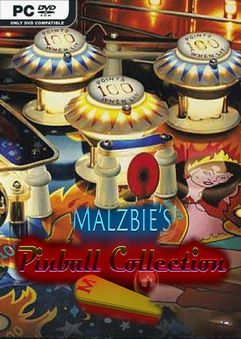 Malzbies Pinball Collection Ghouls-PLAZA