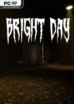 Old School Horror Game Bright Day-CODEX