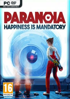 Paranoia Happiness is Mandatory-CODEX