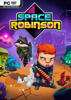 Space Robinson Hardcore Roguelike Action v1.9