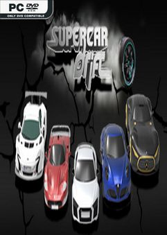 Supercar Drift-SKIDROW