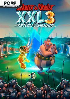 Astérix y Obélix XXL 3 El Menhir de Cristal - HOODLUM