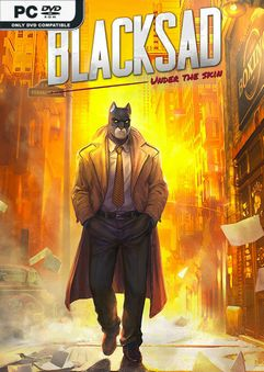 Blacksad Under the Skin-Repack