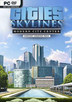 Cities Skylines Modern City Center-CODEX