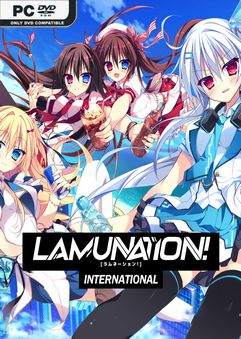 LAMUNATION International-DARKSiDERS