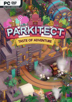 Parkitect Taste of Adventure v1.5d