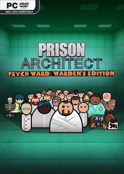 Prison Architect Psych Ward Wardens Edition-PLAZA