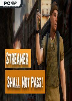 Streamer Shall Not Pass-DARKSiDERS