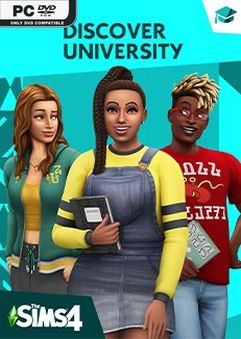 The Sims 4 Discover University-CODEX