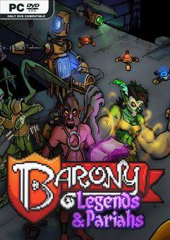 Barony Blessed Addition v3.3.4