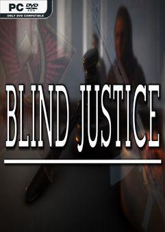 Blind Justice-DARKSiDERS