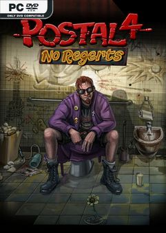 POSTAL 4 No Regerts Rocket Powered Cats Early Access