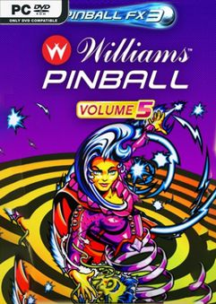 Pinball FX3 Williams Pinball Volume 5-PLAZA