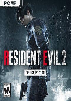 Resident Evil 2 v20191218 incl DLC-CODEX