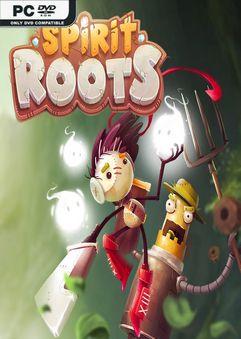 Spirit Roots-DARKZER0