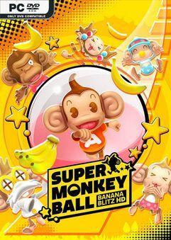Super Monkey Ball Banna Blitz HD-3DM
