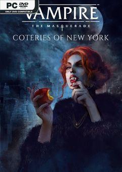Vampire Masquerade Coteries Deluxe Edition Vampire-The-Masquera