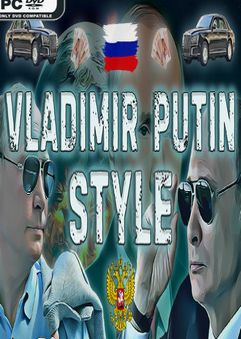 Vladimir Putin Style-PLAZA