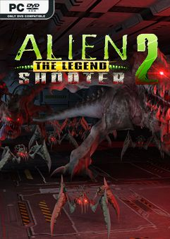 Alien Shooter 2 The Legend-DARKSiDERS