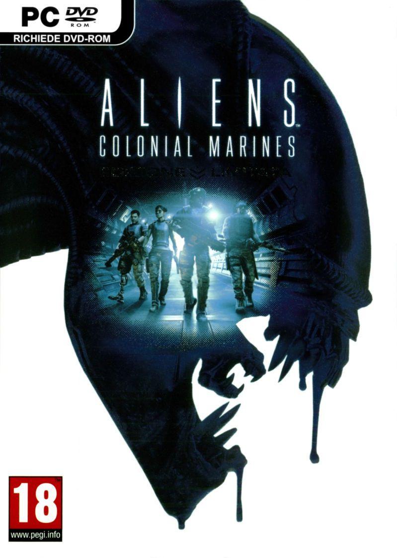 Aliens Colonial Marines v1.0.210.751923 Incl DLCs