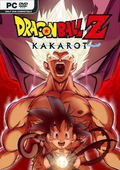Dragon Ball Z Kakarot A New Power Awakens-CODEX