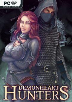 Demonheart Hunters-DARKSiDERS