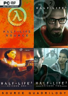 Half Life Source Quadrilogy v09.26.2019