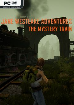 Jane Westlake Adventures The Mystery Train-PLAZA