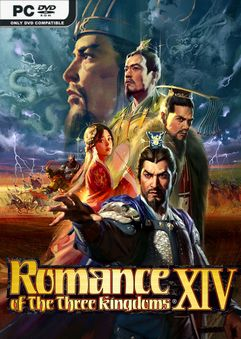 ROMANCE OF THE THREE KINGDOMS XIV-ALI213