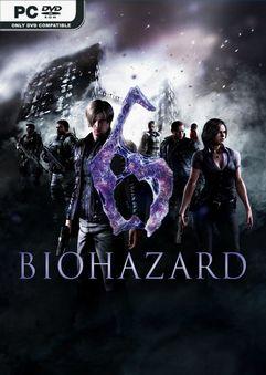 Resident Evil 6 v1.10 Incl All DLCs-Repack