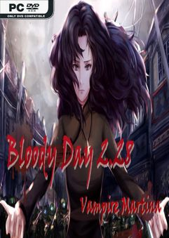 Vampire Martina Bloody Day 2.28-DARKZER0